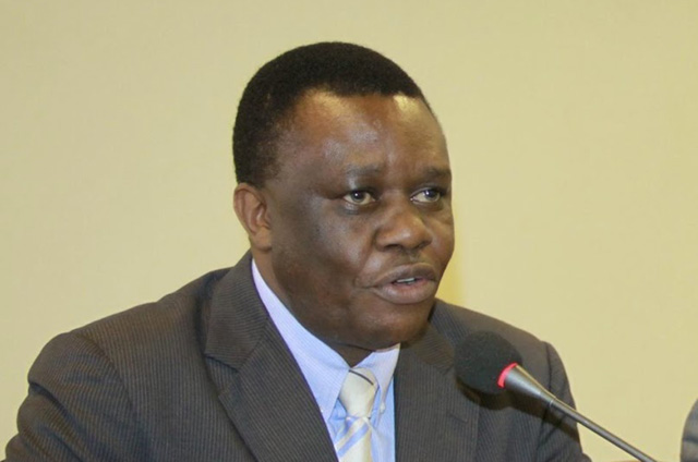 TCAA Acting Director General, Mr Charles Chacha