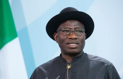 President Jonathan Goodluck
