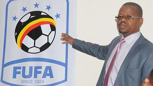 FUFA president, Moses Magogo