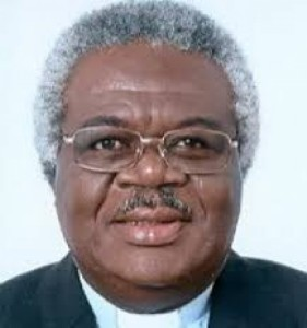 Rev Prof. Emmanuel Martey ? Moderator of the General Assembly of the Presby Church