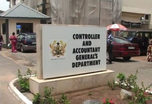 Controller And Accountant General?s Department
