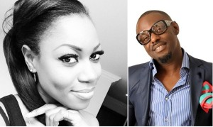 Yvonne Nelson and Jim Ike