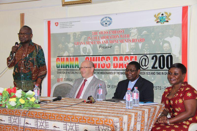 Ghana Swiss Basel celebrates 200 years in Ghana