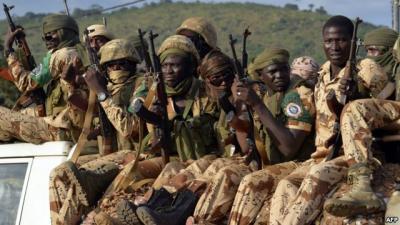 Chadian military