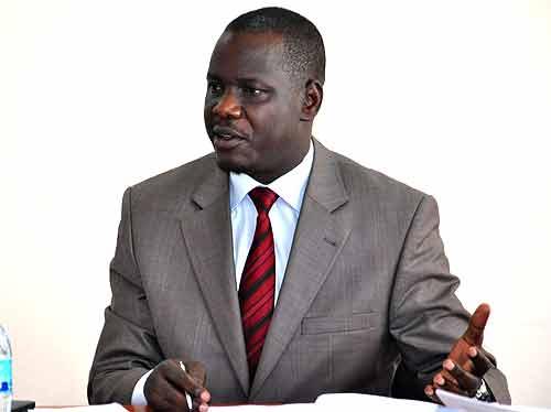 Daniel Fred Kidega, EALA Speaker. ALL PHOTOS/EAC