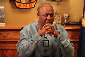 President John Dramani Mahama has an uphill task