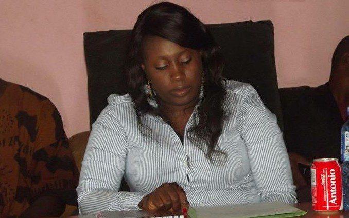 Guinea Sports Minister Domani Dore