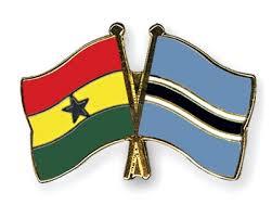 Ghana and Botswana