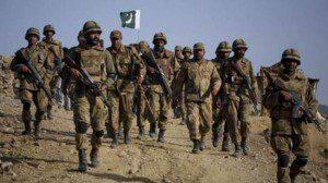 Pakistan Security forces