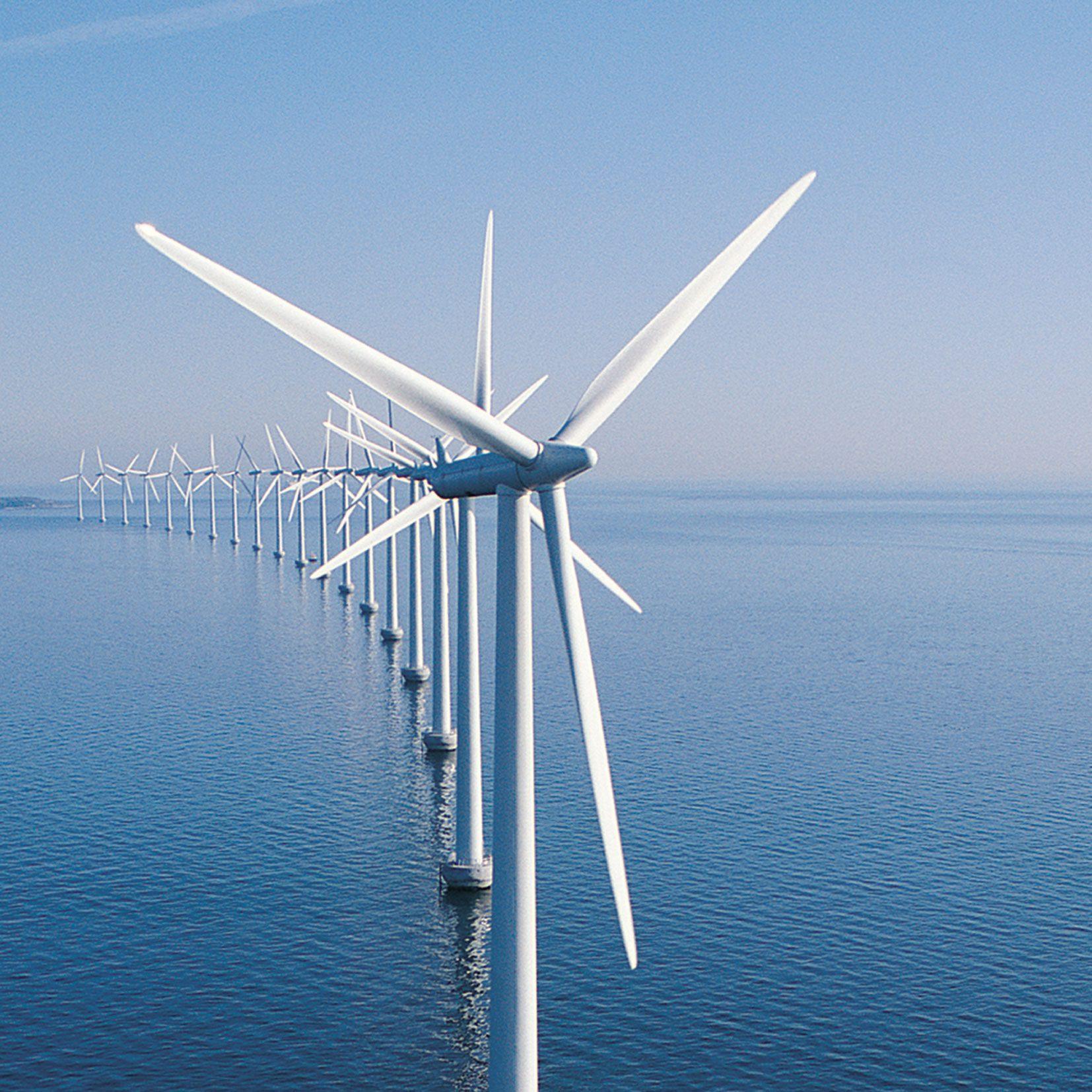 Wind Turbine Siemens