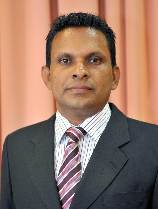 former Malidves Defence Minister
