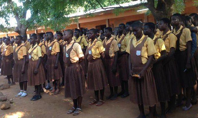 JHS Pupils