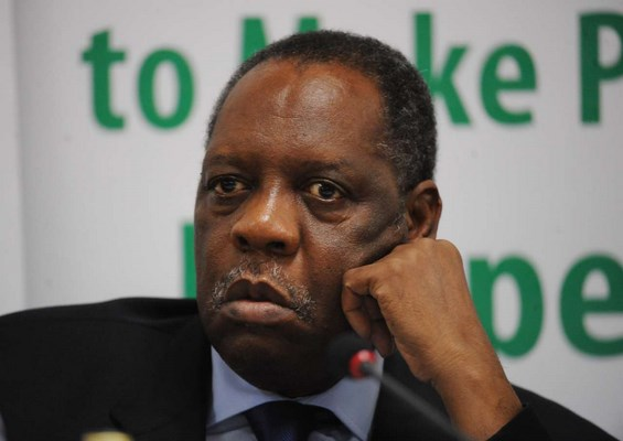 CAF boss Issa Hayatou