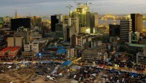Lagos, Nigeria?s economic hub. Photo: Hans Wilschut/Lagos Photo Festival