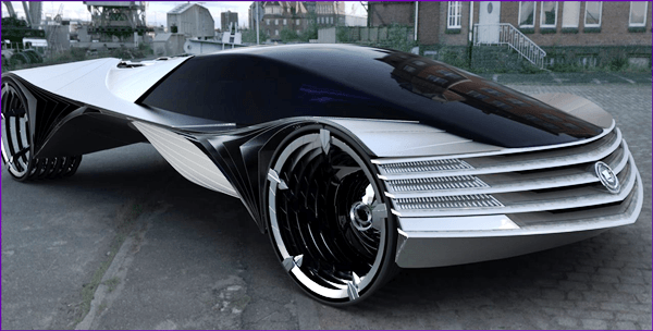 Laser Power Systems Created A New Thorium Car