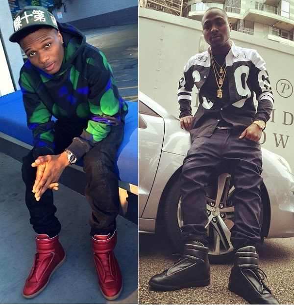 Watch Out For A Mega Collabo With Wizkid ? Davido | News Ghana