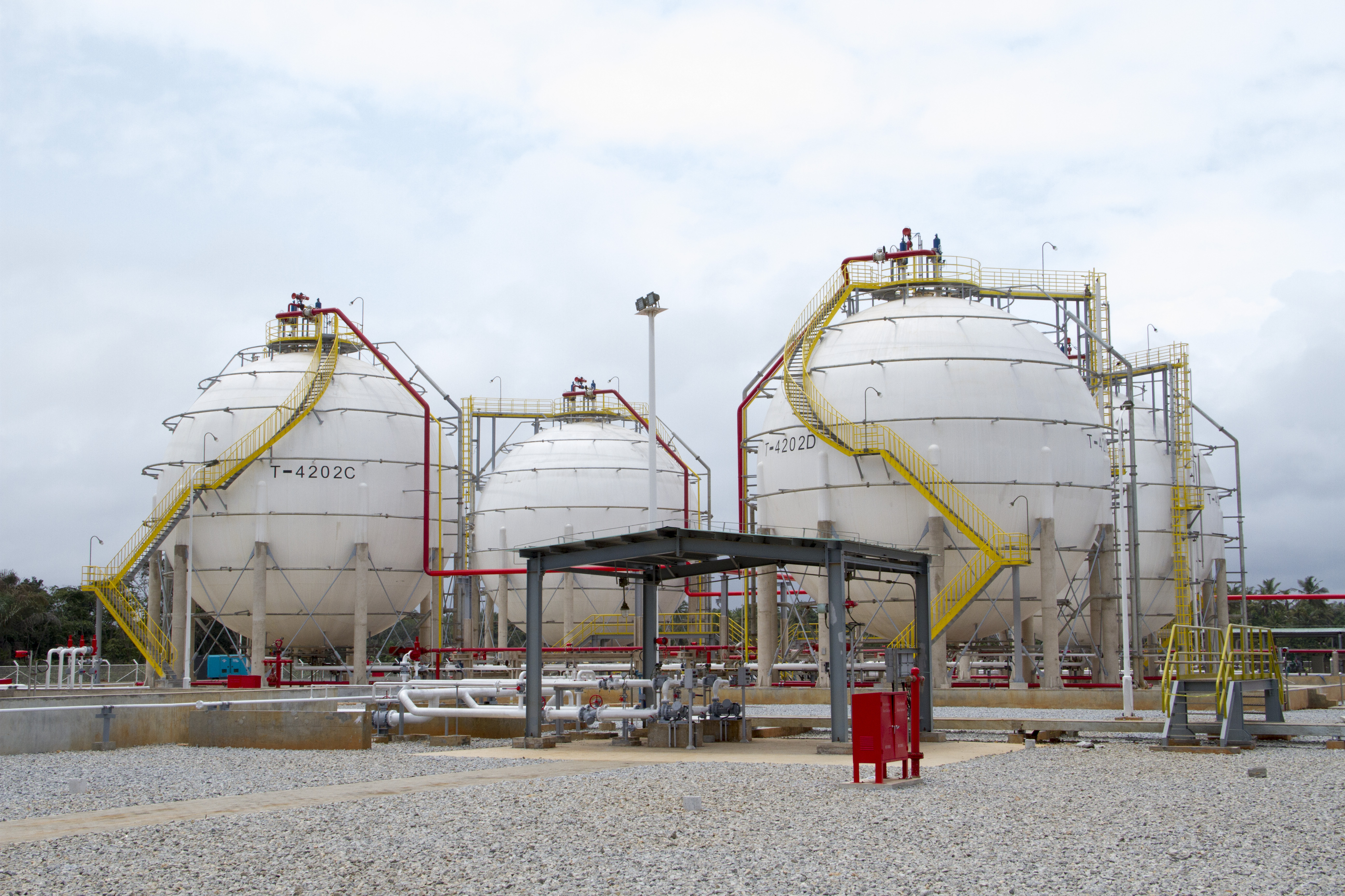 Atuabo Gas Plant
