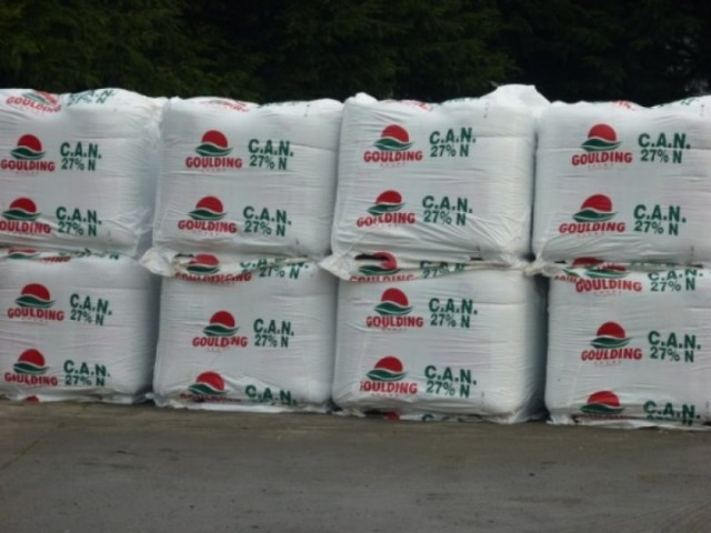 CAN fertilizer