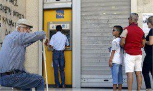 Greek banks remain shut