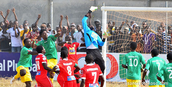PLB pled with us to air our match – Aduana Stars | News Ghana