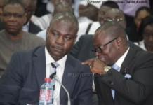 Prof Dodoo appeared before the Committee with his lawyer, Mr. Kulendi of Kulendi@Law