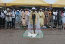 National Chief Imam, Sheikh Dr Osman Nuhu Sharabutu
