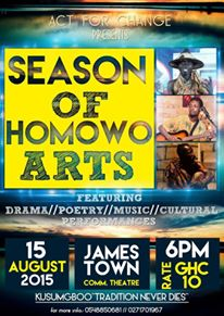 SEASON OF H?M?W? ARTS