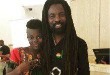 Wiyaala and Rocky Dawuni