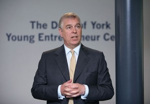 His Royal Highness The Duke of York, KG