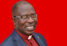 Rt Rev dr Edem Tettey