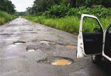 Bad road