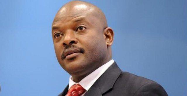 Burundis President Pierre Nkurunziza