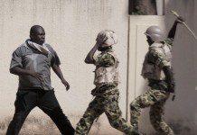 Burkina Coup