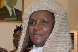 Chief Justice, Georgina Woode