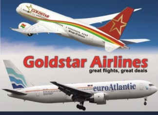 GOLDSTAR AIRLINES AND EUROATLANTIC AIRWAYS