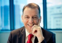 Haris Broumidis, CEO of Vodafone Ghana