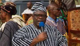 Northern Regional Minister, Alhaji Mohammed Muniru Limuna