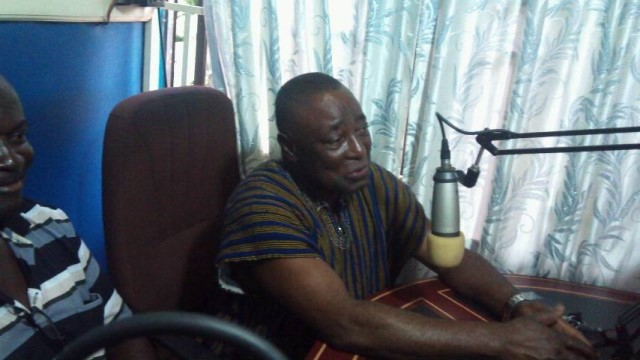 Mr. Augustine Asante.