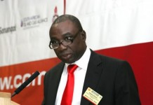 Power Minister, Dr. Kwabena Donkor