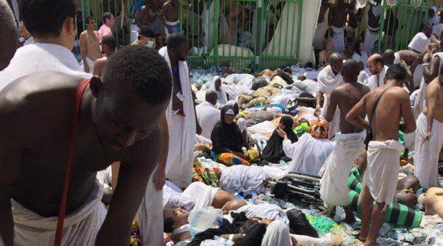 Mecca Hajj stampede
