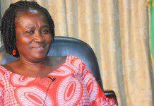 Prof Nana Jane Opoku ? Education Minister