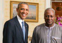Mahama, Obama, Hollande to address UN closing session