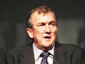 Chief Executive of Randgold Mark Bristow