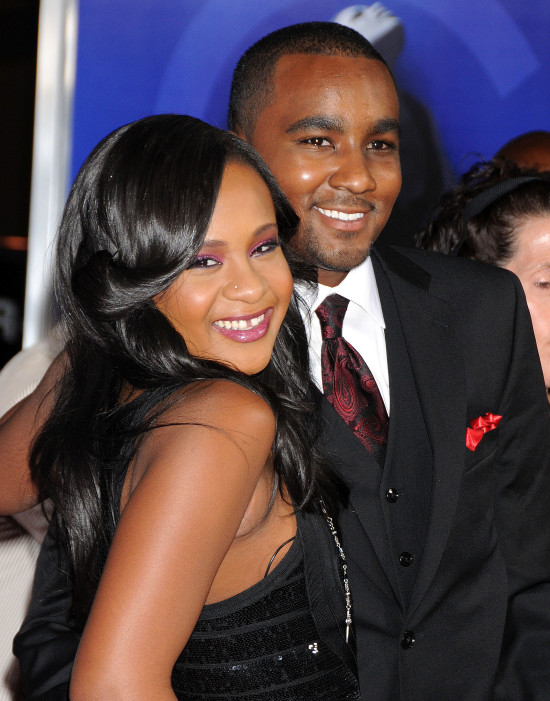 Bobbi Kristina Brown and boyfriend Nick Gordon
