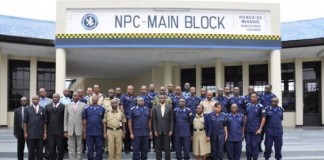 28 Police Senior Officers from 12 African countries are undertaking Senior Command and Staff Course in National Police College. Photo-MoD.