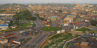 """""""Oil City"""" of Takoradi"""