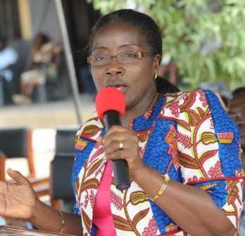 Ghana's second ady, Mrs Matilda Amissaah-Arthur