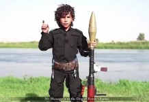 ISIS Child Jihadist