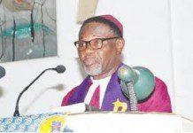 Most Reverend Titus Awotwi Pratt