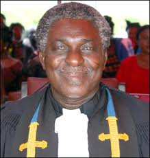 Reverend Dr Paul Yaw Frimpong-Manso